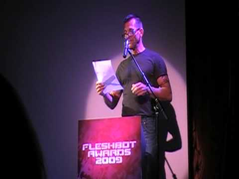 gus maddox at the fleshbot awards youtube. Black Bedroom Furniture Sets. Home Design Ideas