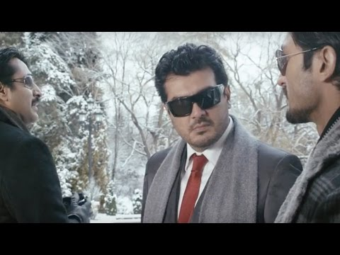 BILLA 2 | Malayalam Movie HD | Ajith & Parvathi Omanakuttan | Part  4 | Action Thriller Movie