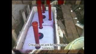 видео Септик из еврокубов своими руками