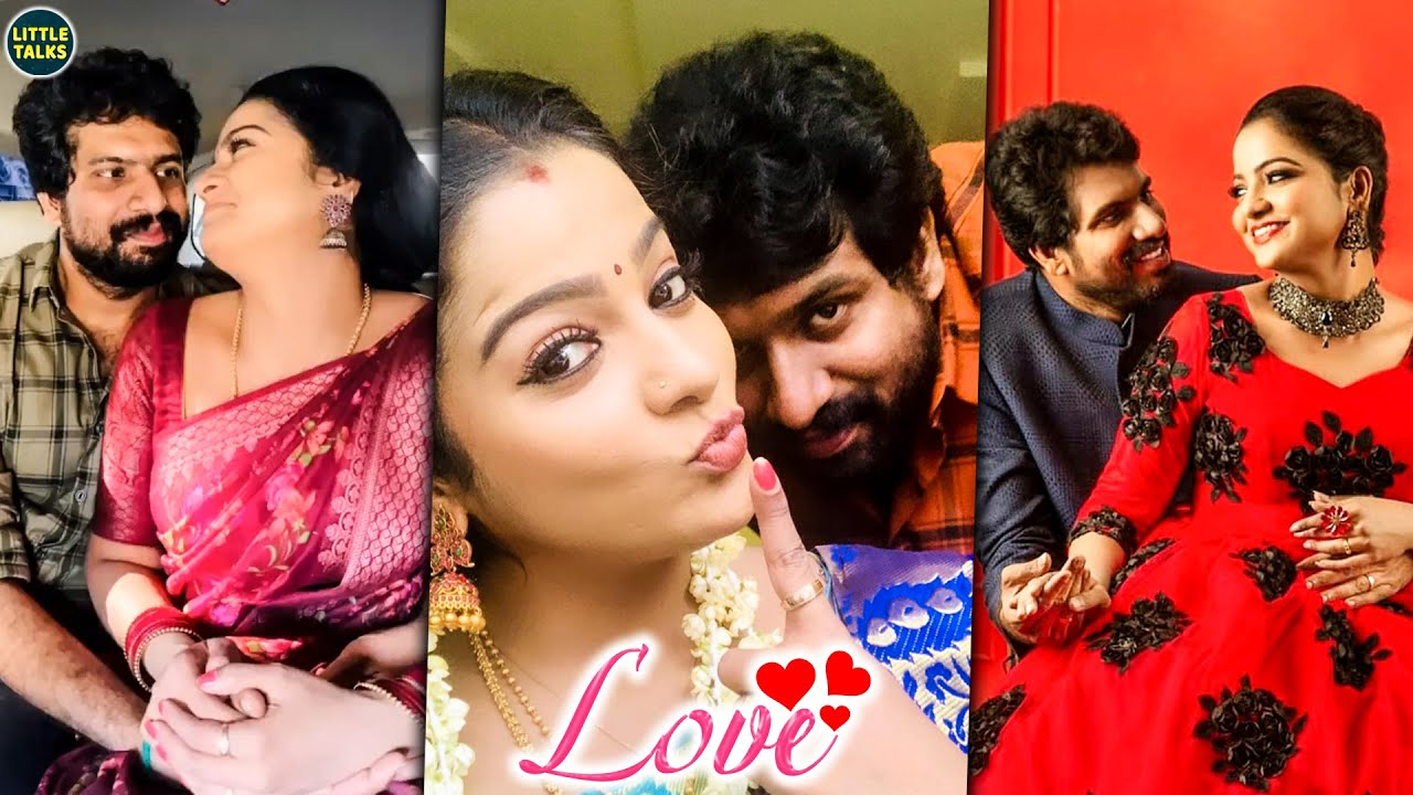 Chithu and Hemanth's Love Overloaded | Chithu Weds Hemanth | Pandian Stores,Kathir Mullai
