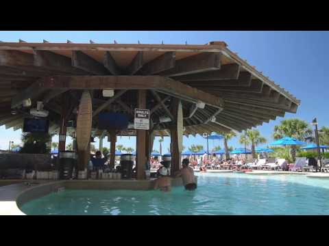 North Beach Plantation Swim-Up Pool Bar | BrittainResorts.com