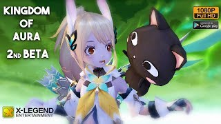 Aura Kingdom 2 Mobile by X-Legend Gameplay Android