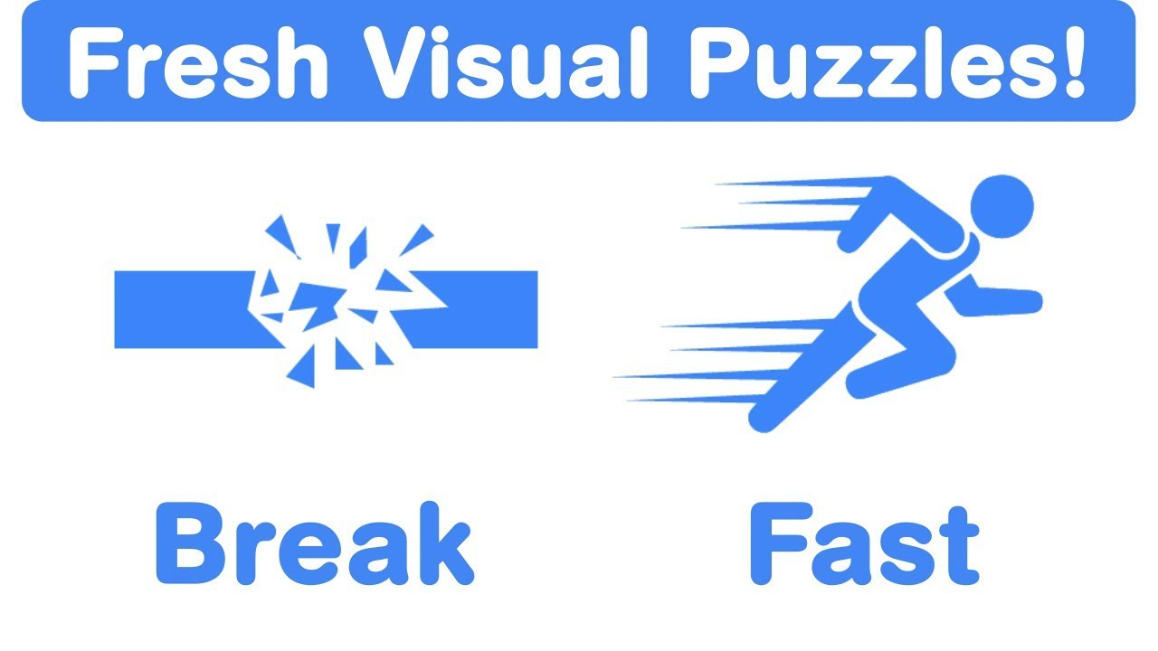 Rebus Puzzles with Answers   Solve New Visual Riddles