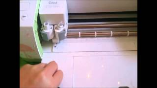 cricut iron on vinyl tutorial