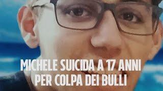 Michele, suicida a 17 anni: