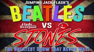 Beatles vs. Stones: The Greatest Show that Never Was Promo
