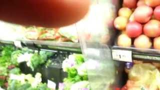 Ap n Diva TAKE OVER Ralphs Supermarket in Cali