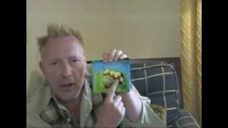 John Lydon Lollipop Blog Part 1: This is PiL Artwork