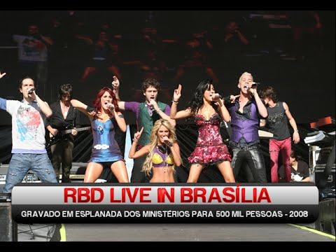 show do rbd em brasilia