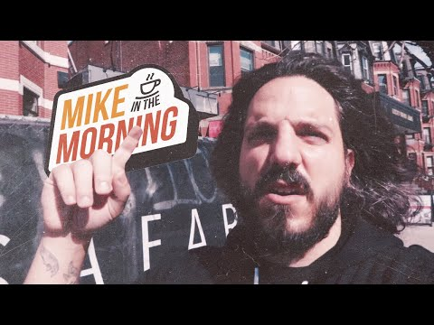 Misreading Signs In Boston   MIKE IN THE MORNING   Episode 16