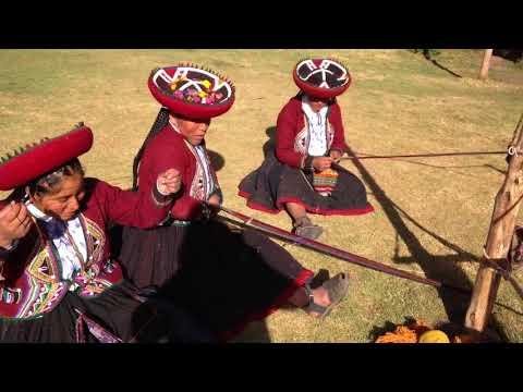 Peru: Weaving in the Inca Heartland