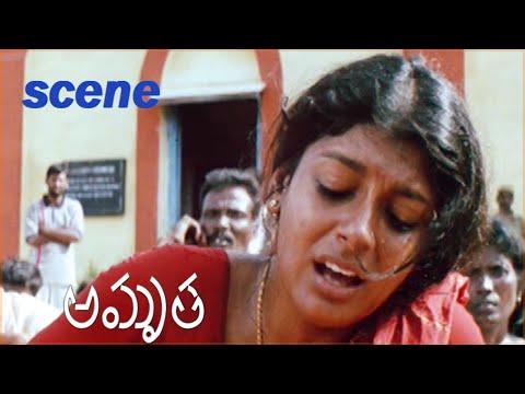 Amrutha Telugu Movie || Nandita Das Hospital Scene || Madhavan, Simran Bagga