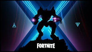 BATTLE PASS X, VISITOR and TIME TRAVEL at FORTNITE!