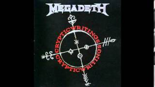 MEGADETH - The Disintegrators
