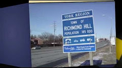 Richmond Hill Population