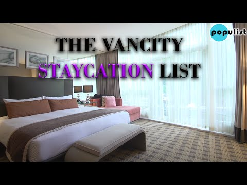 The Vancity Staycation List