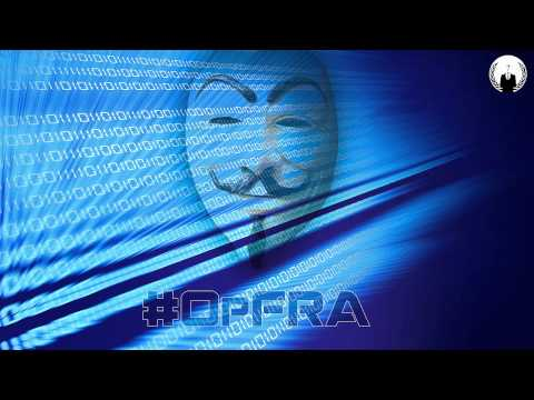 Anonymous message to the citizens of Sweden