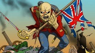 РЧВ №11 Английские гусары против русских пушек