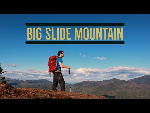 Adirondack Park - Big Slide Mountain