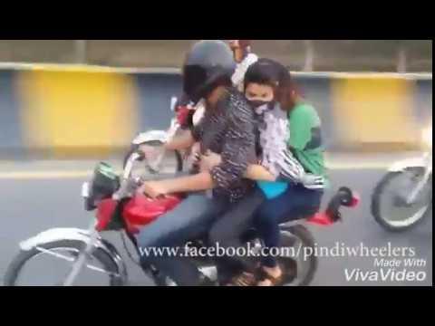 John King with girl | john king wheeling|john wheeler | one wheeling pakistan 2017