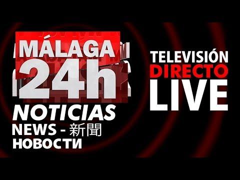 Emisión en directo de Málaga 24H TV NOTICIAS, ¡Suscríbete! - noticias - news -  新聞 - новости