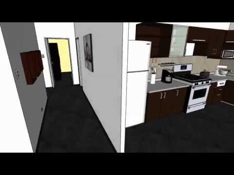 Recorrido virtual innova hogar casa modelo 1 youtube for Casas modernas recorrido virtual