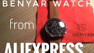 Unboxing - BENYAR Watch from Aliexpress