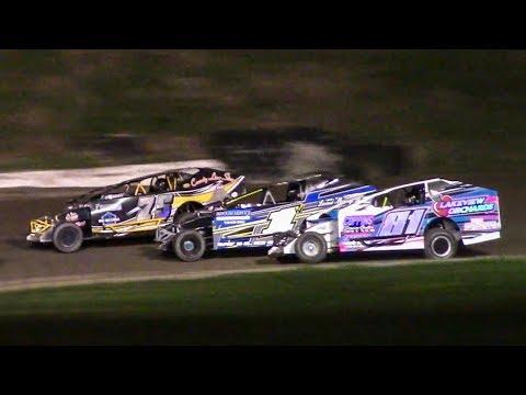 Sportsman Feature | Genesee Speedway | 5-12-18