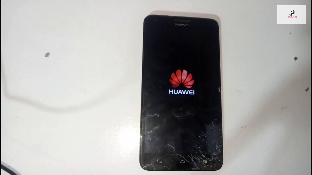 How to Flash Huawei G750-U10 Hang On Logo Without any Pc 2019 SD