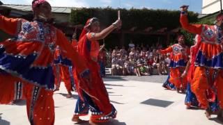 Zahraniční folklórní soubory 2016