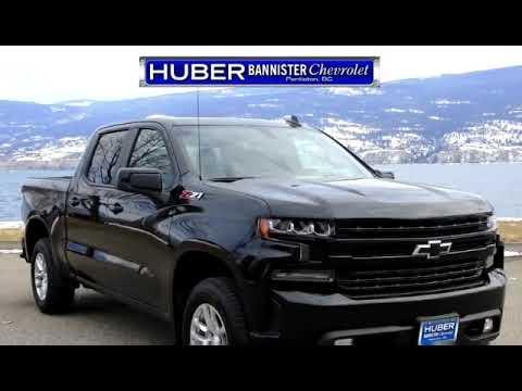 2019 Chevrolet Silverado 1500 RST 4X4 Heated Leather | Bluetooth
