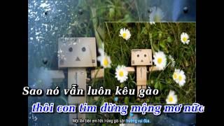 Lạc Đường- Phạm Trưởng [ Karaoke]