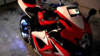2007 suzuki gsxr 750/ tron bikes/kawasaki z1000