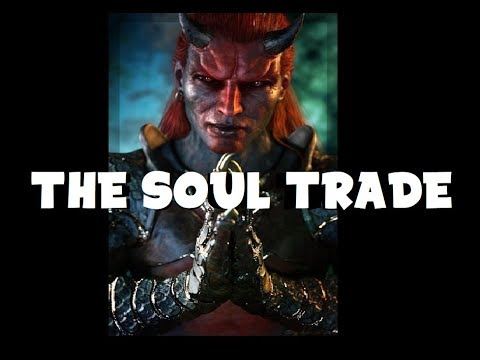 Dungeons and Dragons Lore: The Soul Trade