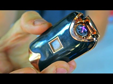 New Arc Plasma Electric Lighter