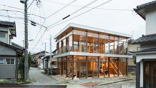 新建築住宅特集2016年12月号 中出邸|近藤哲雄建築設計事務所