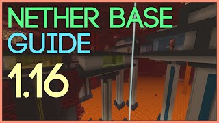 Minecraft 1.16: A Guide To Making Nether Bases