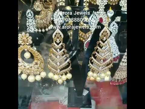 Arora Jewels, 2017 Latest Imitation Jewellery Designs.