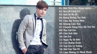 ♔ ..Liên Khúc Hồ Quang Hiếu Remix Hay Nhất 2016...♔