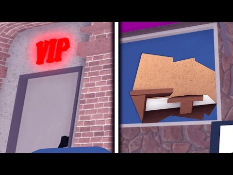 BREAKING INTO THE VIP LOBBY IN ROBLOX ASSASSIN!!