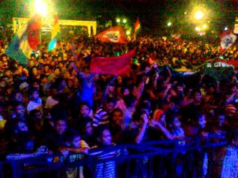 Amtenar feat D'Jmbe Lombok island   Reggae Rembaq