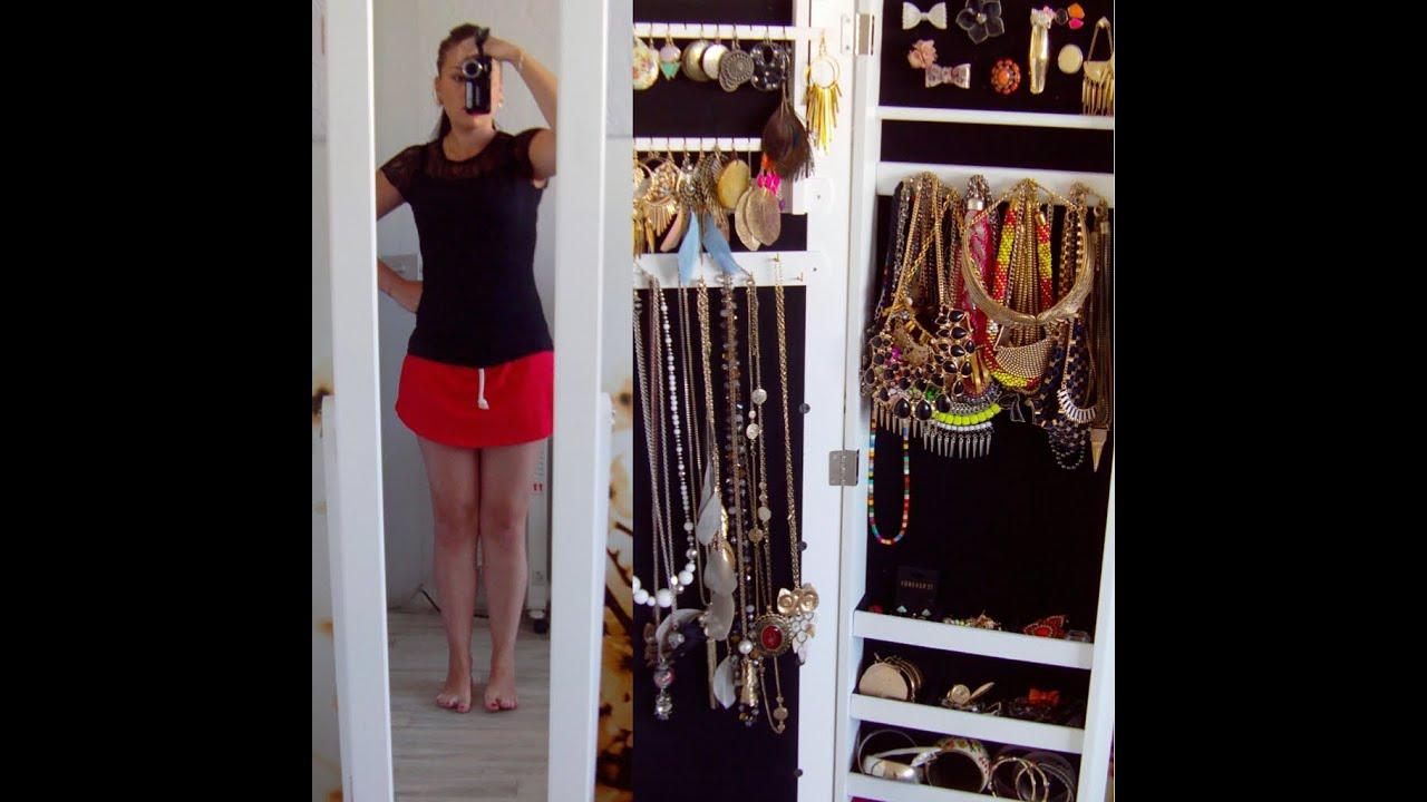 Miroir Range Bijoux Maison Du Monde