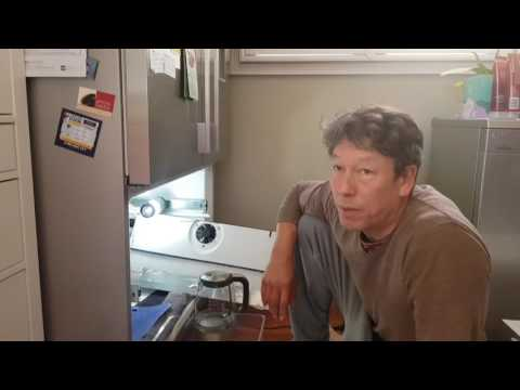 Unblocking Drain Hole Of Fisher And Paykel Fridge