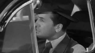 Highway 301 (1950) Film Noir (the getaway scene)..Steve Cochran,