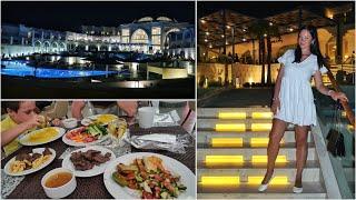 ЕГИПЕТ ЕДА ШОК в Номере Ужин в отеле Albatros Palace Шарм Эль Шейх Шведский стол Отдых в Египте