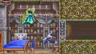 castlevania aria of sorrow - boss headhunter