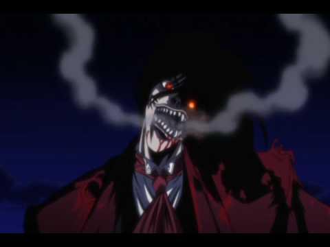 hellsing amv alucard ova 4-the end - YouTube  Count Alucard Hellsing Ova
