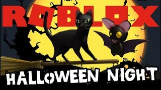 Halloween Night Roblox Game, Trick or Treating, Fun Quests, Dressing Up + more! - LetsplayK
