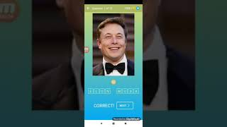 Guess Famous People Quiz and Game level 10 screenshot 3