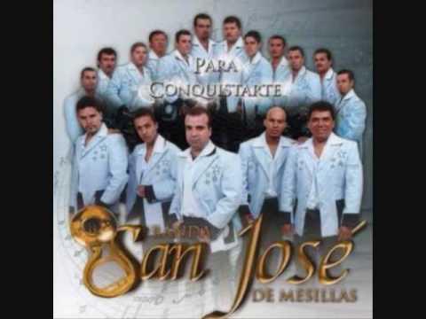 BANDA SAN JOSE DE MESILLAS - ME ESTOY ENAMORANDO DE TI